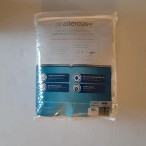 Allerease Zippered Mattress Protector waterproof